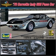 1978 - CORVETTE INDY 500 Pace Car - Revell - 1/24