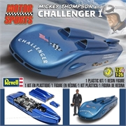 MICKEY THOMPSON AND CHALLENGER I - Revell - 1/25