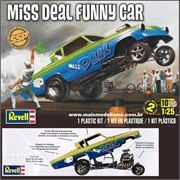 MISS DEAL FUNNY CAR - Revell - 1/25