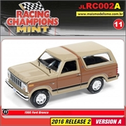 1980 - Ford Bronco Beje - Johnny Lightning - 1/64