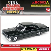 1964 - Chevy Impala Preto - Johnny Lightning - 1/64