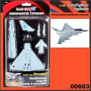 Eurofighter TYPHOON - Revell easy kit - 1/100