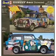 Trabant 601 Universal 25 Jahre - Revell - 1/24
