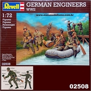 WWII GERMAN ENGINEERS - Revell - 1/72
