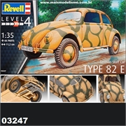 German Staff Car VW TYPE 82 E - Revell - 1/35