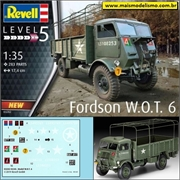 Fordson W.O.T. 6 - Revell - 1/35