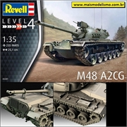 M48 A2CG - Revell - 1/35