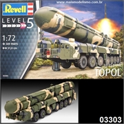 SS-25 Sickle TOPOL - Revell - 1/72