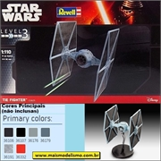 STAR WARS - Tie Fighter - Revell - 1/110