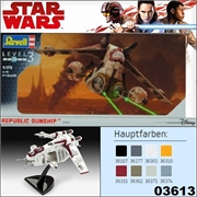 STAR WARS - Republic Gunship - Revell - 1/172