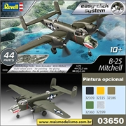 Boeing B-25 Mitchell - easy-click system Revell - 1/72