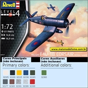 F 4U-1B Corsair Royal Navy - Revell - 1/72