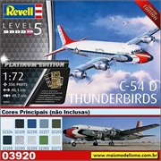 C-54D Thunderbirds - Platinum Edition Revell - 1/72