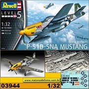P-51D 5NA Mustang - Revell - 1/32