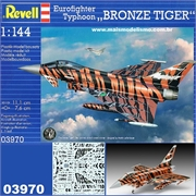 Eurofighter TYPHOON Bronze Tiger - Revell - 1/144