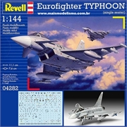Eurofighter TYPHOON (Single Seater) - Revell - 1/144