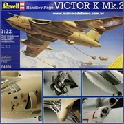 Handley Page VICTOR K Mk.2 - Revell - 1/72