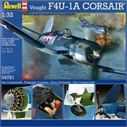 Vought F4U-1A Corsair - Revell - 1/32