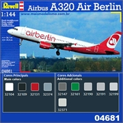 AIRBUS A320 Air Berlin - Revell - 1/144