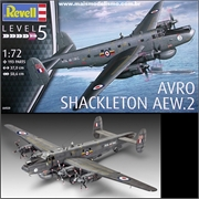 AVRO Shackleton AEW.2 - Revell - 1/72