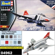 British Legends - Phantom FGR.2 - Revell - 1/48