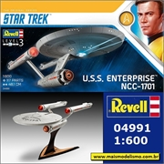 STAR TREK USS Enterprise NCC-1701 - Revell - 1/600