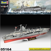 Porta-Aviões GRAF ZEPPELIN - German Aircraft Carrier - Revell - 1/720