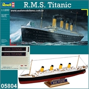 RMS Titanic - Revell - 1/1200