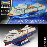 M/S Color MAGIC - Revell - 1/1200