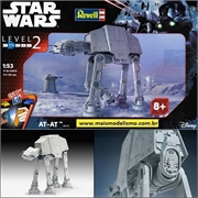 STAR WARS - AT-AT - Easykit Revell - 1/53