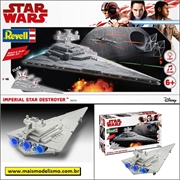 STAR WARS - Imperial Star Destroyer - Revell - 1/4000