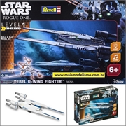 STAR WARS - Rebel U-Wing Fighter - Revell - 1/100