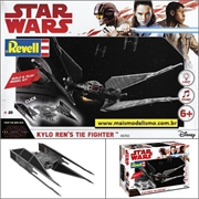 STAR WARS - Kylo Rens Tie Fighter - Revell - 1/70