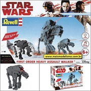 STAR WARS - First Order Heavy Assault Walker - Revell - 1/164