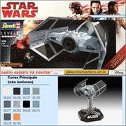 STAR WARS - Darth Vaders Tie Fighter - Revell - 1/72