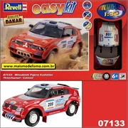 Mitsubishi Pajero Evolution - Revell easy kit - 1/32