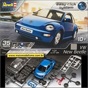 VW New Beetle - Easy-Click System - Revell - 1/24
