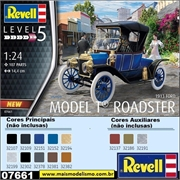 1913 - Ford Model T Roadster - Revell - 1/24