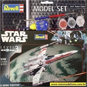 STAR WARS - X-Wing Fighter - Model-Set Revell - 1/112