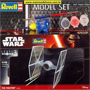 STAR WARS - Tie Fighter - Model-Set Revell - 1/110