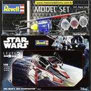 STAR WARS - Obi-Wans Jedi Starfighter - Model-Set Revell - 1/58