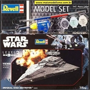 STAR WARS - Imperial Star Destroyer - Model-Set Revell - 1/12300