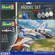 F- 4J Phantom II - Model-Set Revell - 1/72