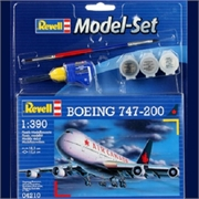 Boeing 747-200 AIR CANADA - Model -Set Revell - 1/390