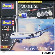 Airbus A321 neo - Model-Set Revell - 1/144