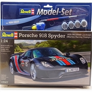 Porsche 918 Spyder MARTINI Racing - Model-Set Revell - 1/24