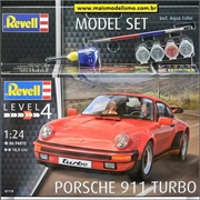 Porsche 911 Turbo - Model-Set Revell - 1/24