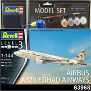 AIRBUS A320 Etihad Airways - Model Set Revell - 1/144