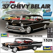 1957 - Chevy Bel Air - Revell - 1/25
