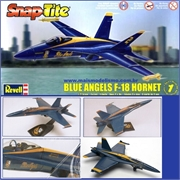 F/A-18 HORNET BLUE ANGELS - Snap-Tite Revell - 1/72